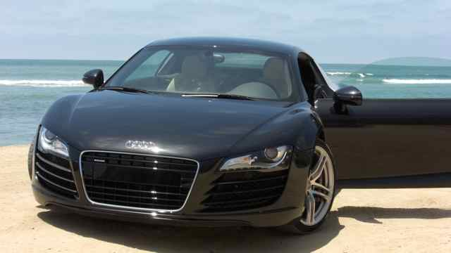 ... Attention And Flattery With The Flashbulb Readiness Of A Hilton Sister  (and Are Better At Avoiding The Attention Of The Law), The Audi R8 Sports  Car Is ...