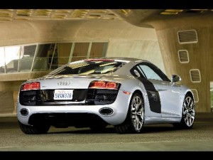 Bigger, Badder, Faster: The R8 gets two more impressive cylinders