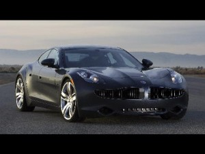 Electric Heat: The Fisker Karma is both electric and sexy