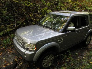 Land Rover LR4: SUV of the year