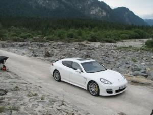 Porsche Panamera — Car of the Year